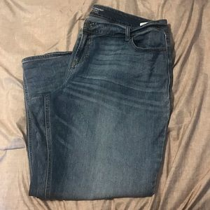 Reposhing Old Navy Straight Jeans